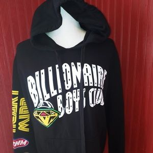 Billionaire Boys Club Hoodie Heart Mind L